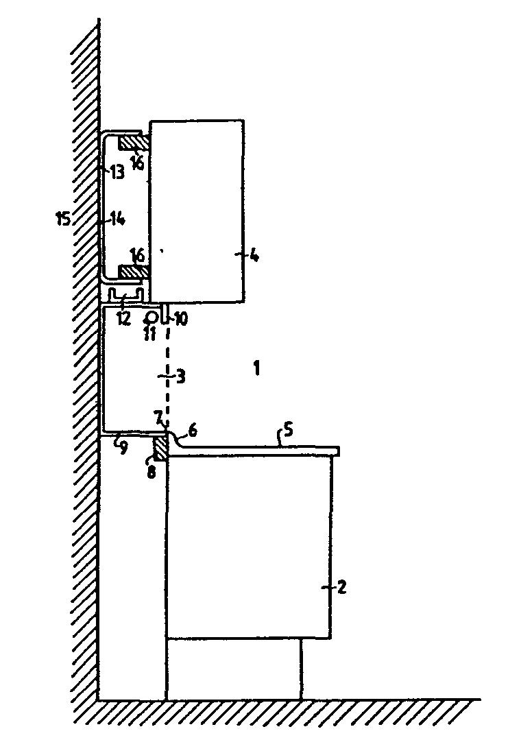 Einbau Kuchenmobel Patent 0109119