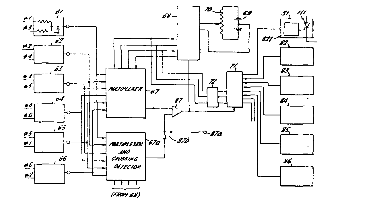 Cycloconverters And Methods Of Operating Them Patent 0030468 Rectifier Circuits 61 Alternating Current Frequency Or Voltage In Order For Example To Control The Speed Any Suitable Machine Such As A Squirrel Cage Induction Motor