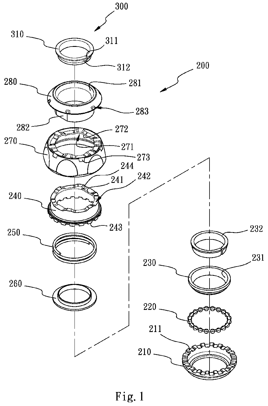 aheadset diagram bicycle handlebar lock device and method of the same patent 2239189  bicycle handlebar lock device and