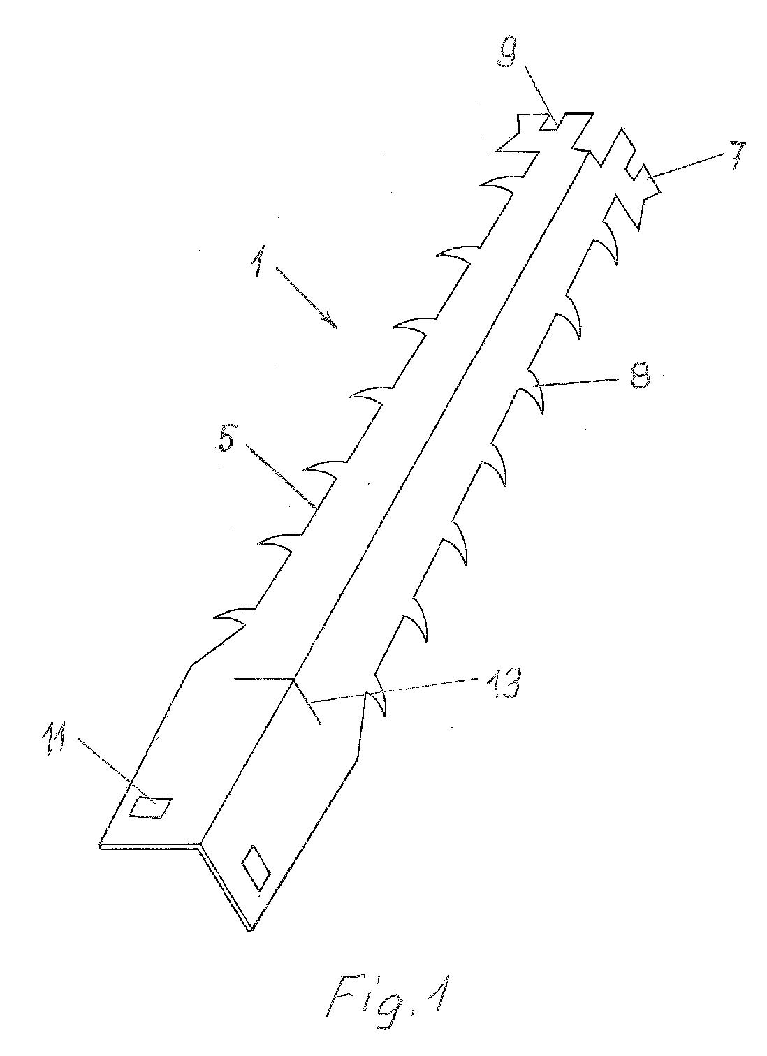 Vorrichtung Zum Entfernen Von Spinnennetzen Spinnweben Staubfäden Oder Dergleichen Patent 2449940