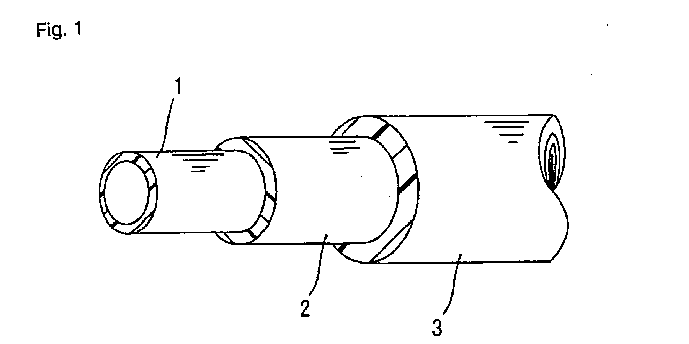 FUEL HOSE AND METHOD OF MANUFACTURING SAME - Patent 2639054