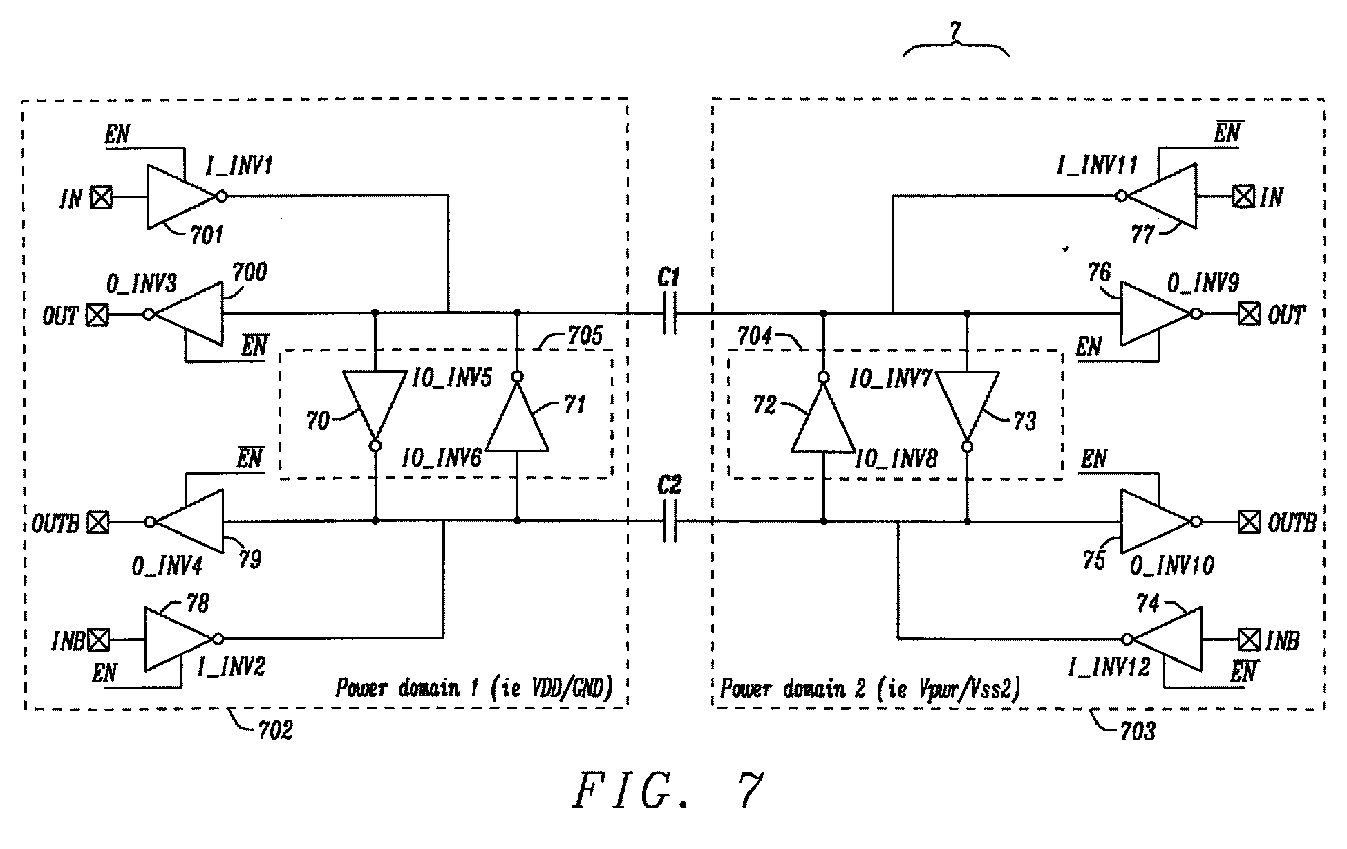 Groovy Dynamic Level Shifter Circuit Patent 2804319 Wiring Cloud Hisonuggs Outletorg