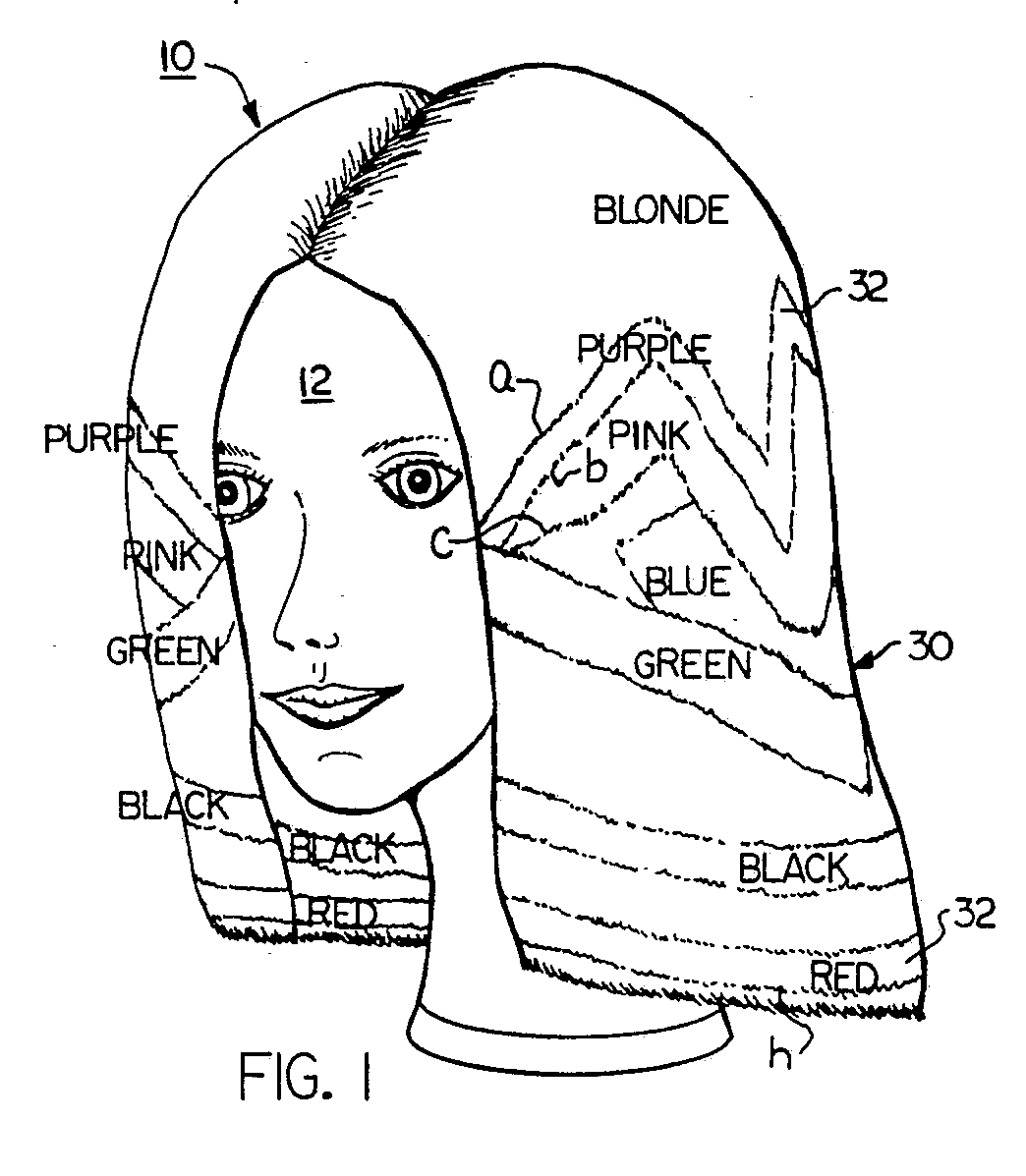Terrific Mannequin For Use In Teaching Cosmetology Patent 0311874 Wiring Digital Resources Jebrpkbiperorg