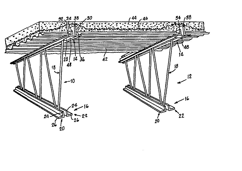 Composite Floor System Patent 0084961
