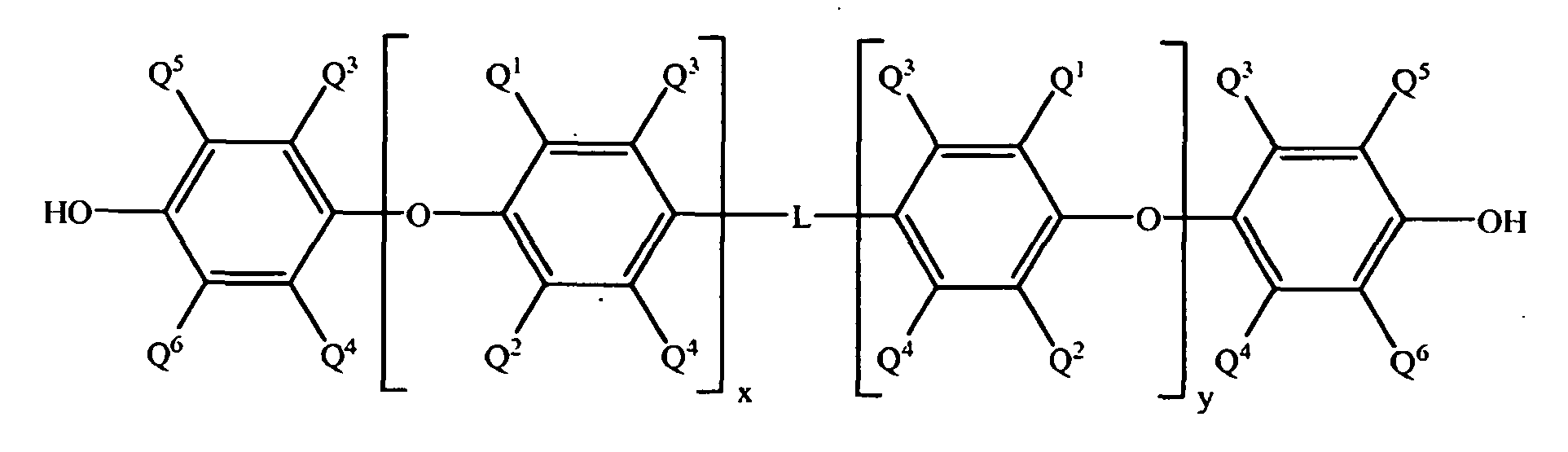 POLY(ARYLENE ETHER) COMPOSITIONS - Patent 2076559
