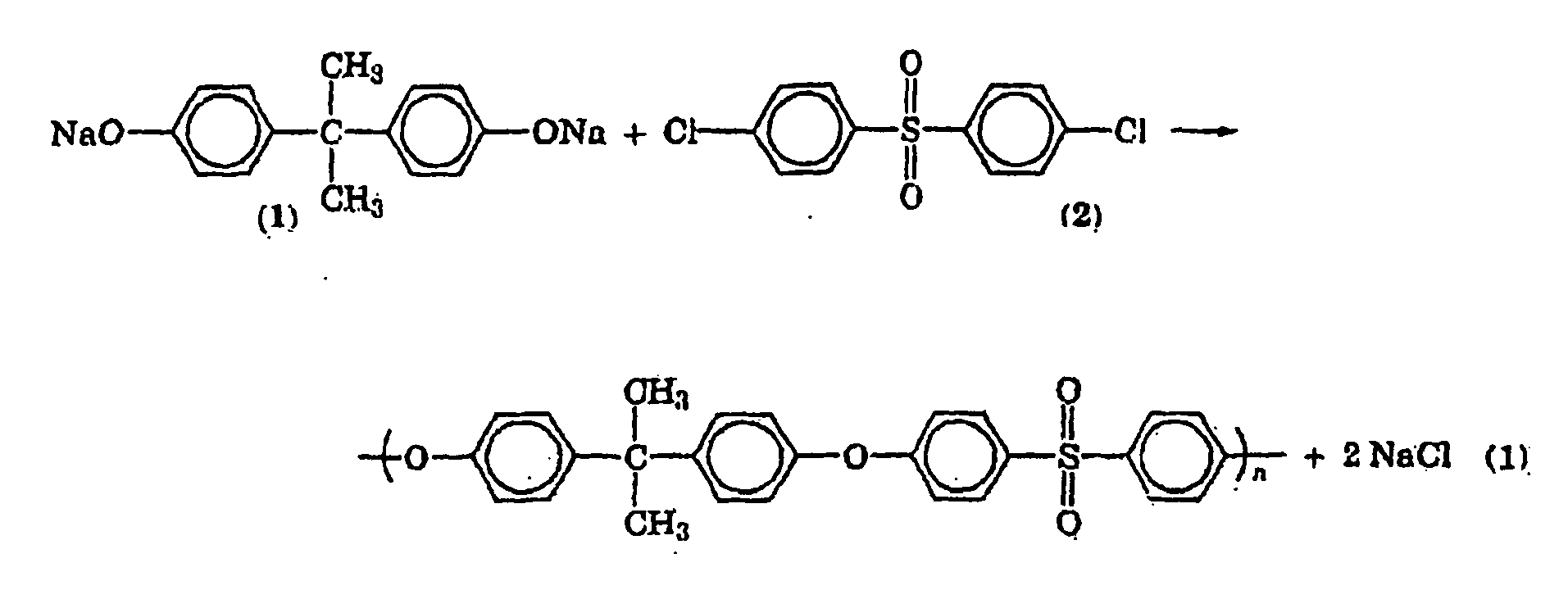 POLYSULFONE COMPOSITIONS EXHIBITING VERY LOW COLOR AND HIGH