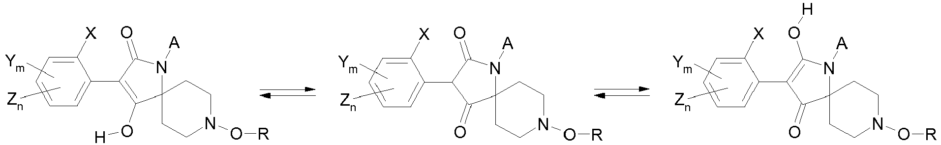 SPIROHETEROCYCLIC N-OXYPIPERIDINES AS PESTICIDES - Patent 2369934