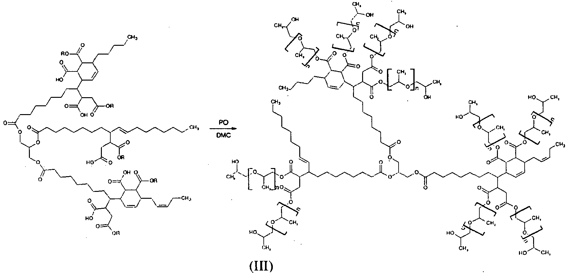 MODIFIED NATURAL OILS AND PRODUCTS MADE THEREFROM - Patent 2350191