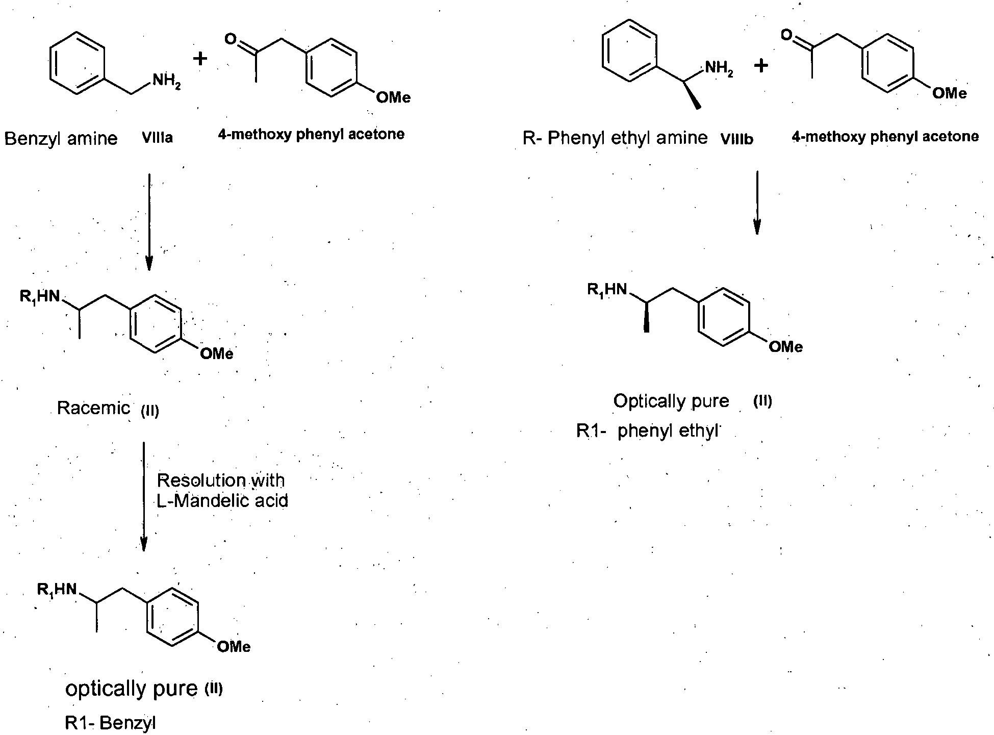 PROCESS FOR THE SYNTHESIS OF ARFORMOTEROL - Patent 2285770