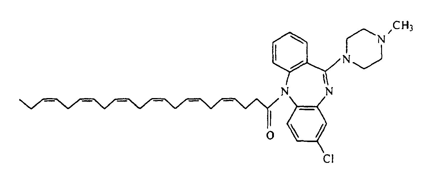 DHA-clozapine