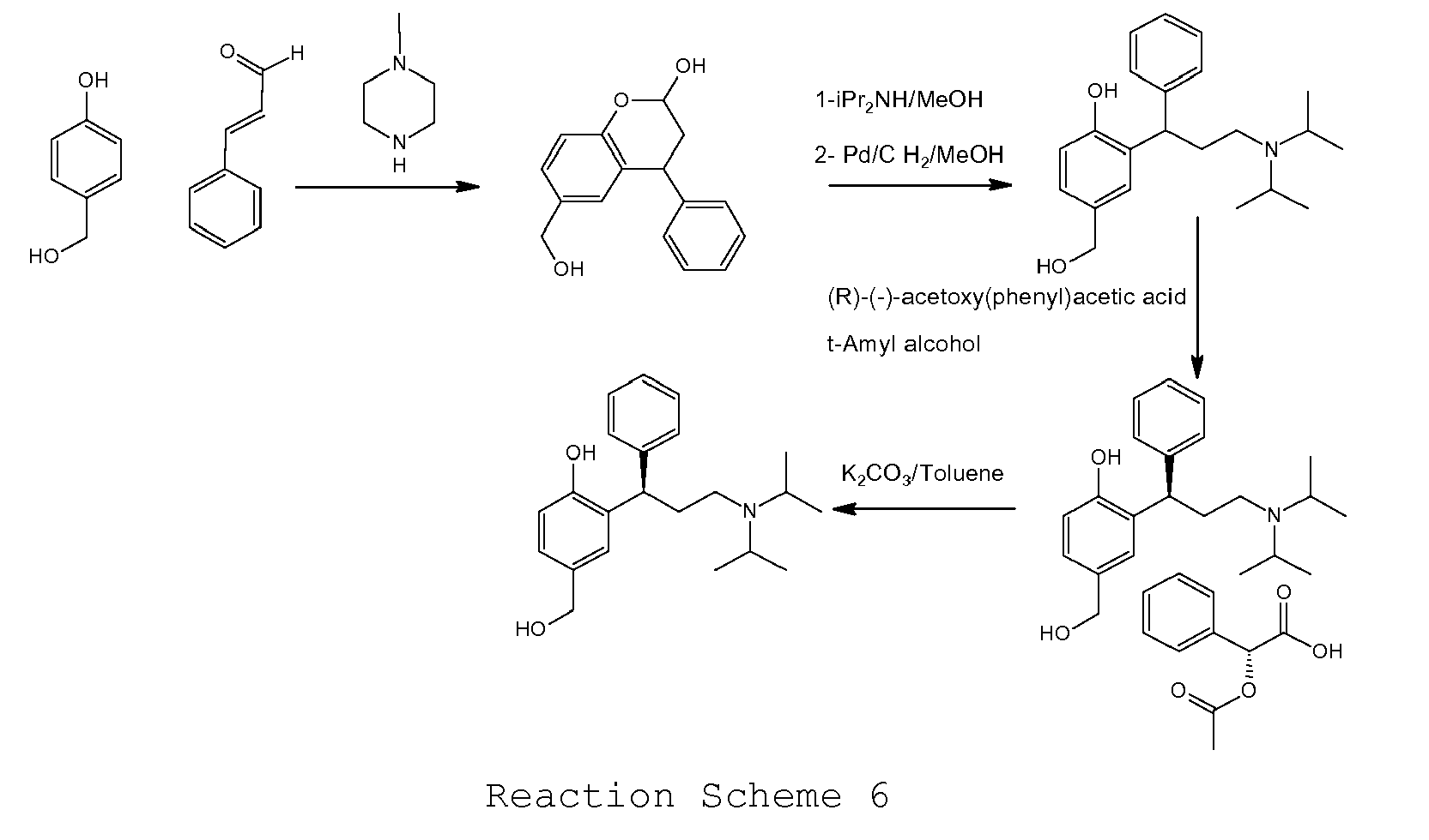 Process for obtaining 3,3-diphenylpropylamines - Patent 2281801