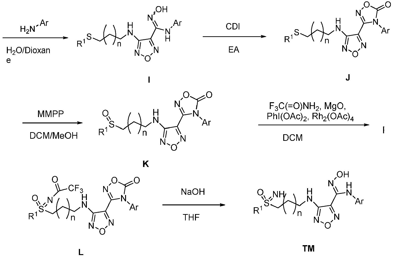INDOLEAMINE-2,3-DIOXYGENASE INHIBITOR AND PREPARATION METHOD
