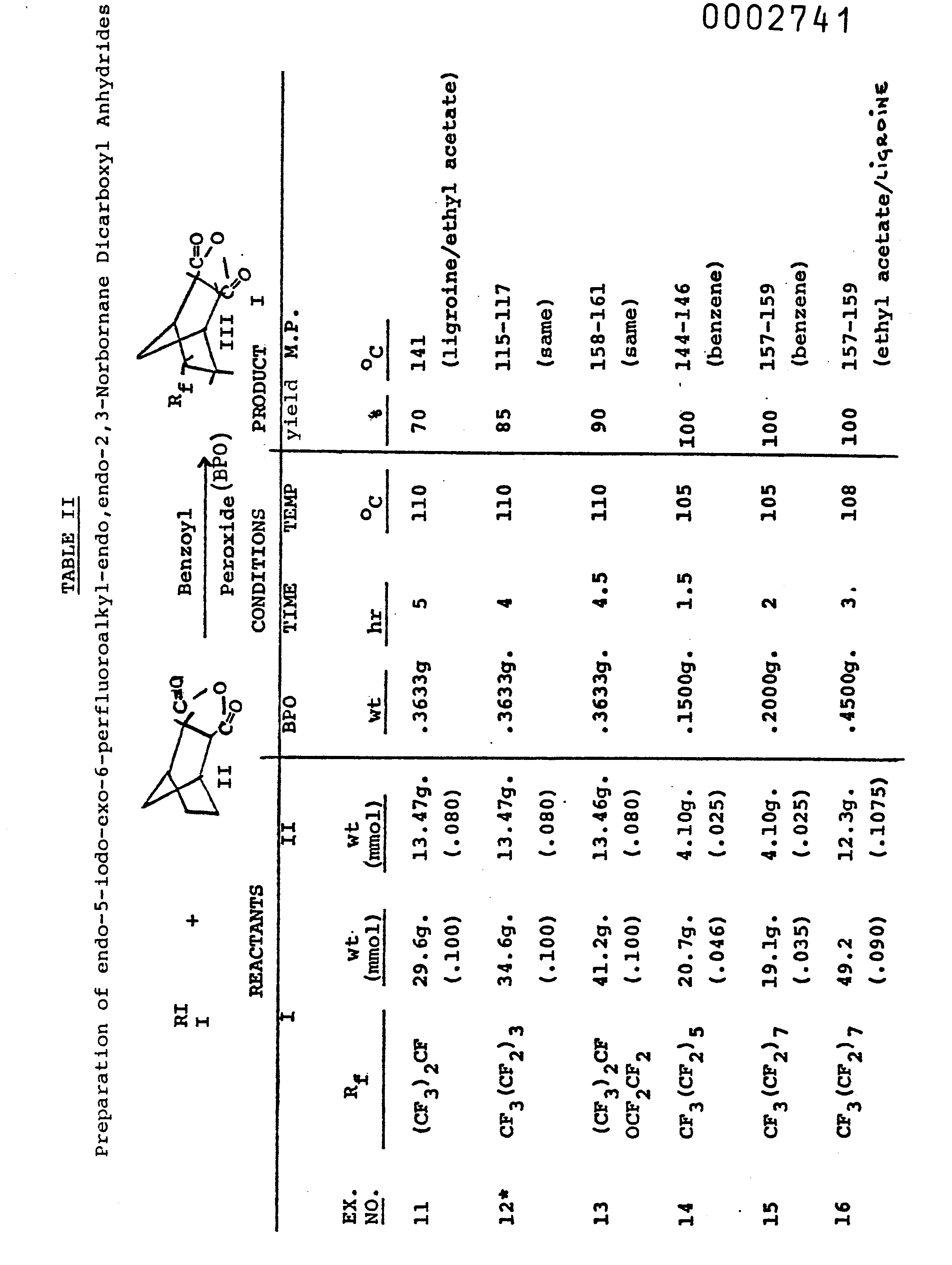 cis norbornene 5 6 endo dicarboxylic anhydride