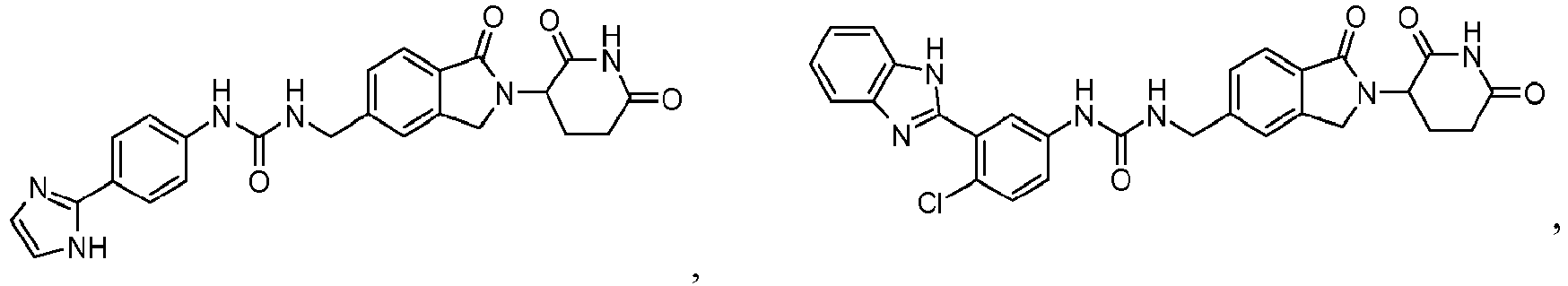 ISOINDOLINE COMPOUNDS FOR USE IN THE TREATMENT OF CANCER - Patent
