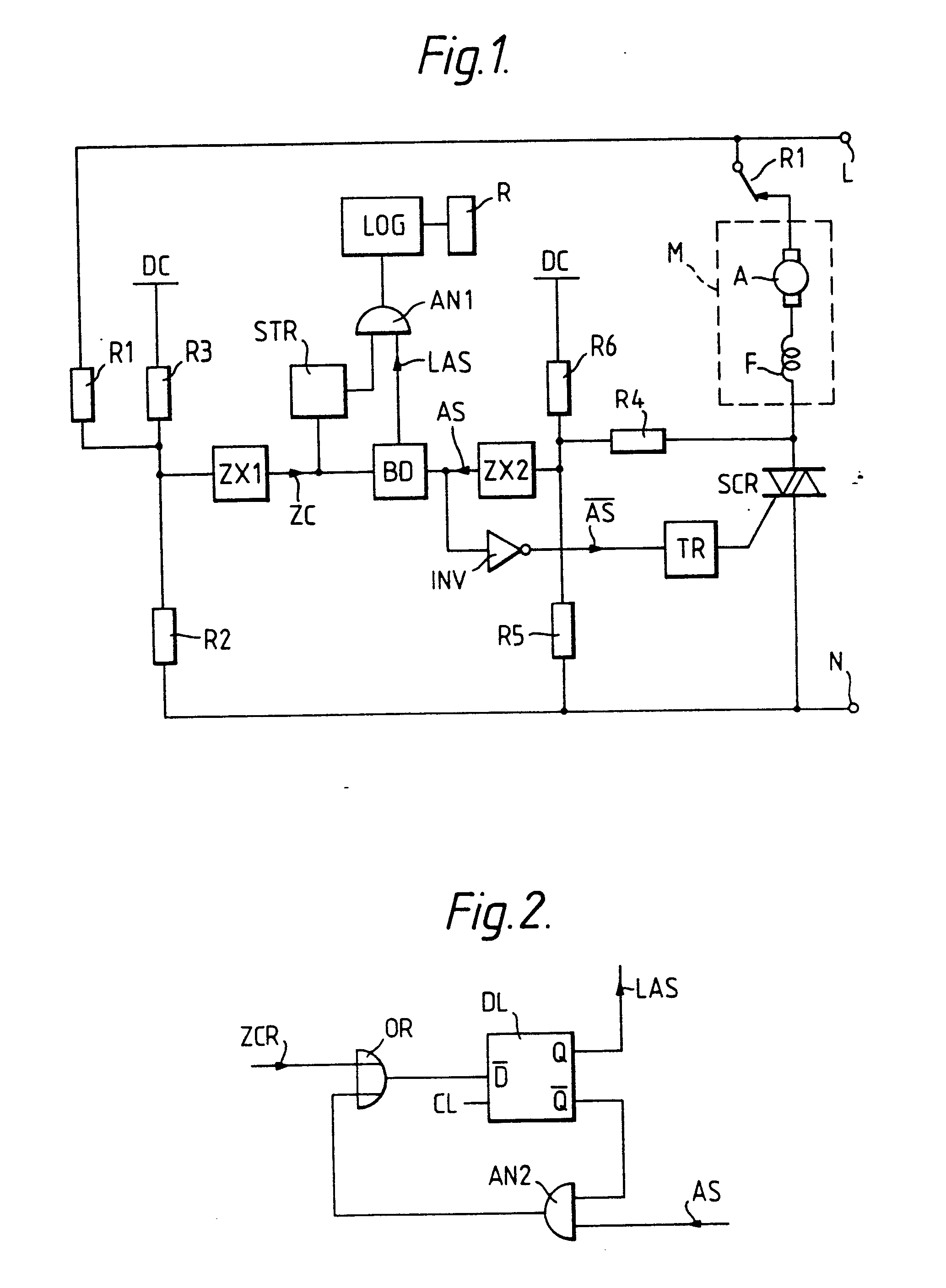 Washing Machine Motor Speed Control Circuit Patent 0102659 Of Polarity Switch Controlcircuit Diagram