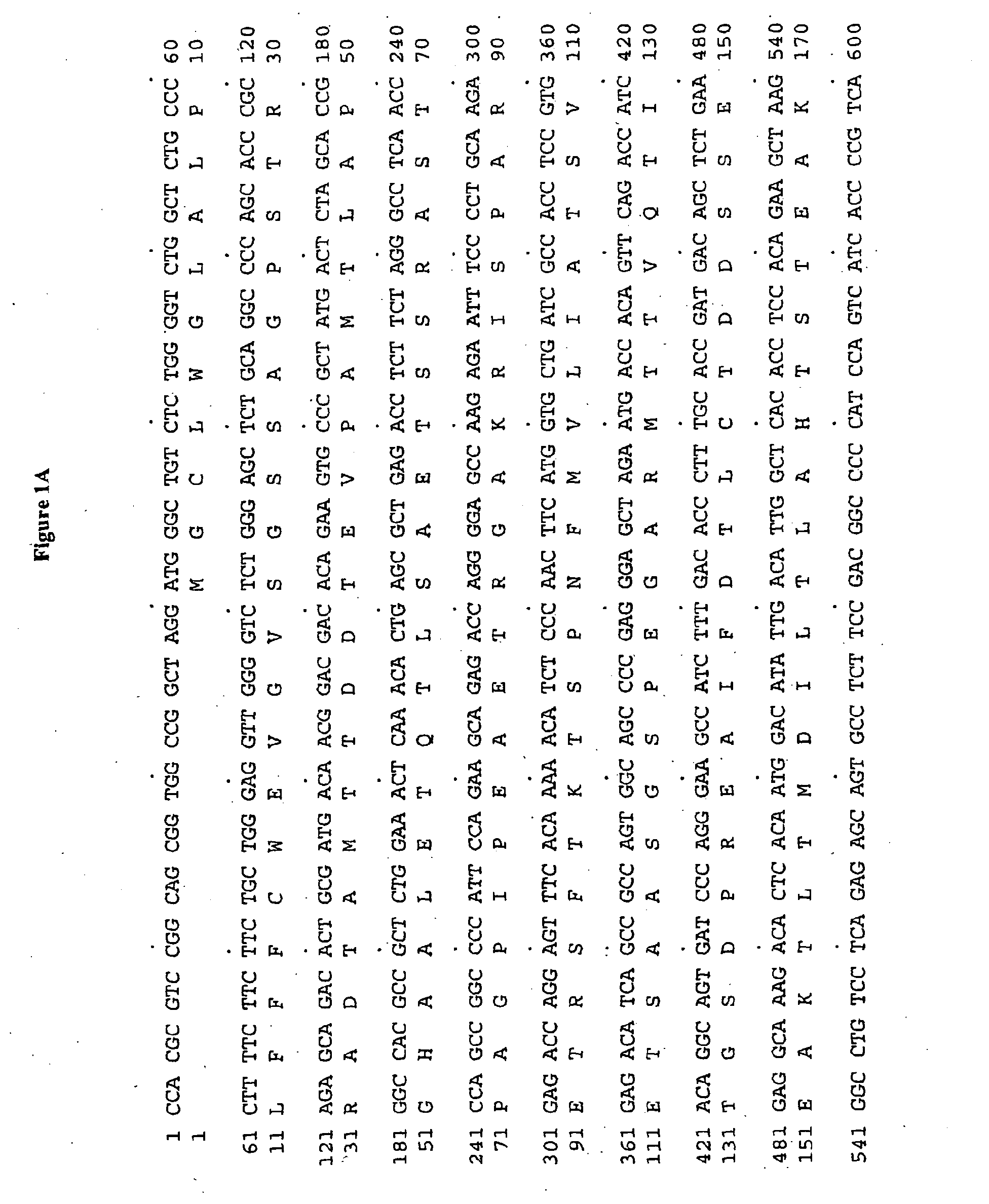 6 secreted proteins - Patent 1435361 on