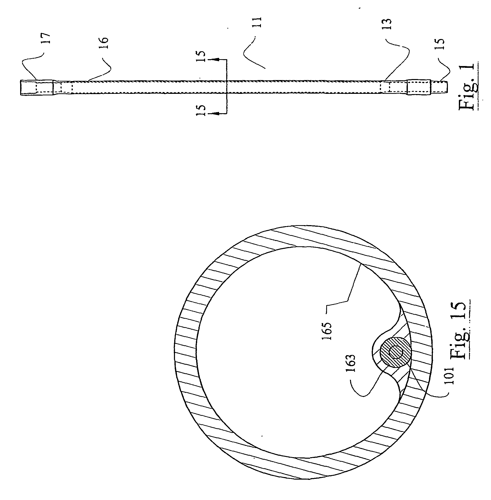 DATA TRANSMISSION SYSTEM FOR A STRING OF DOWNHOLE COMPONENTS