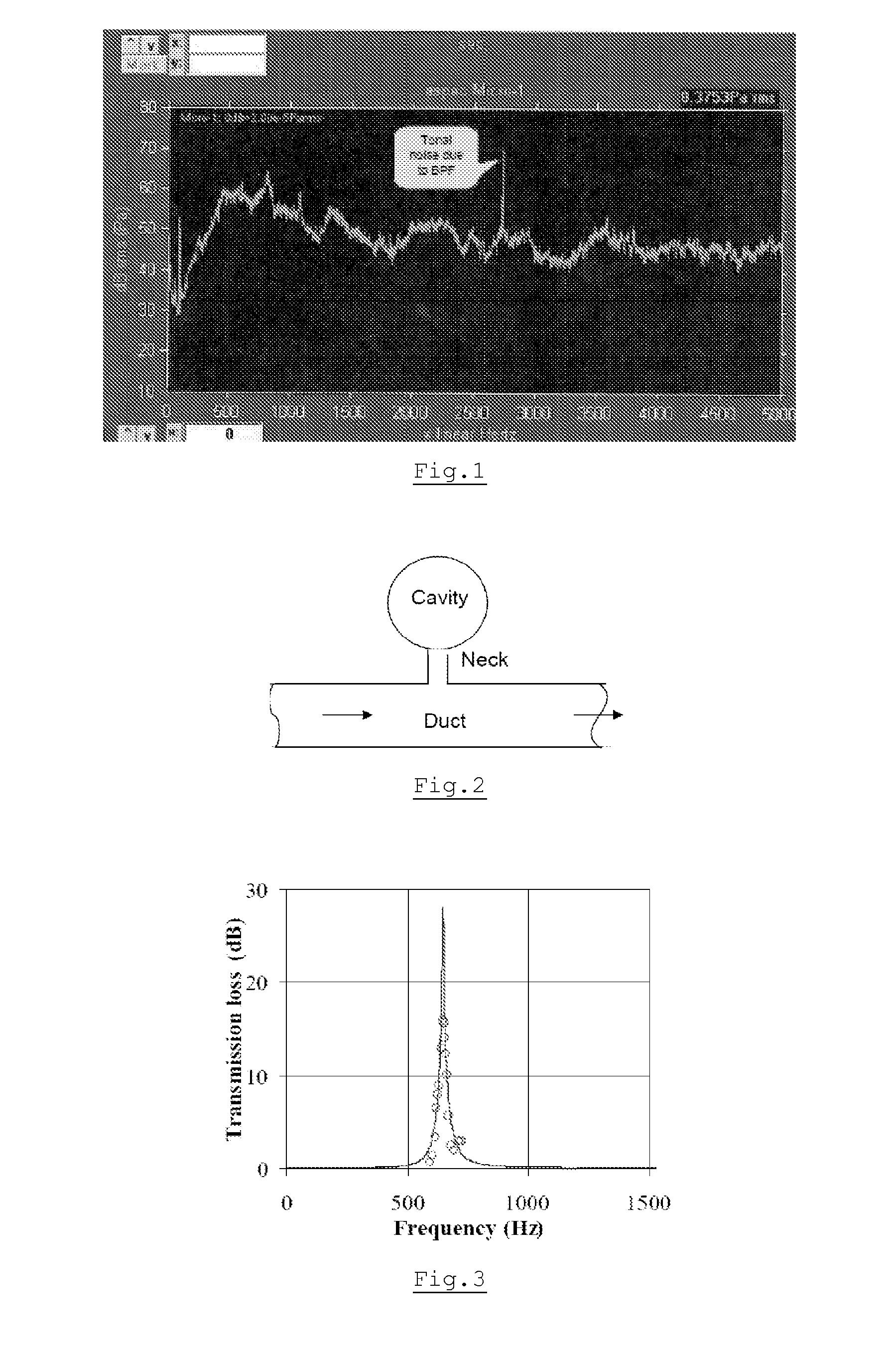 Universal Helmholtz Resonator on