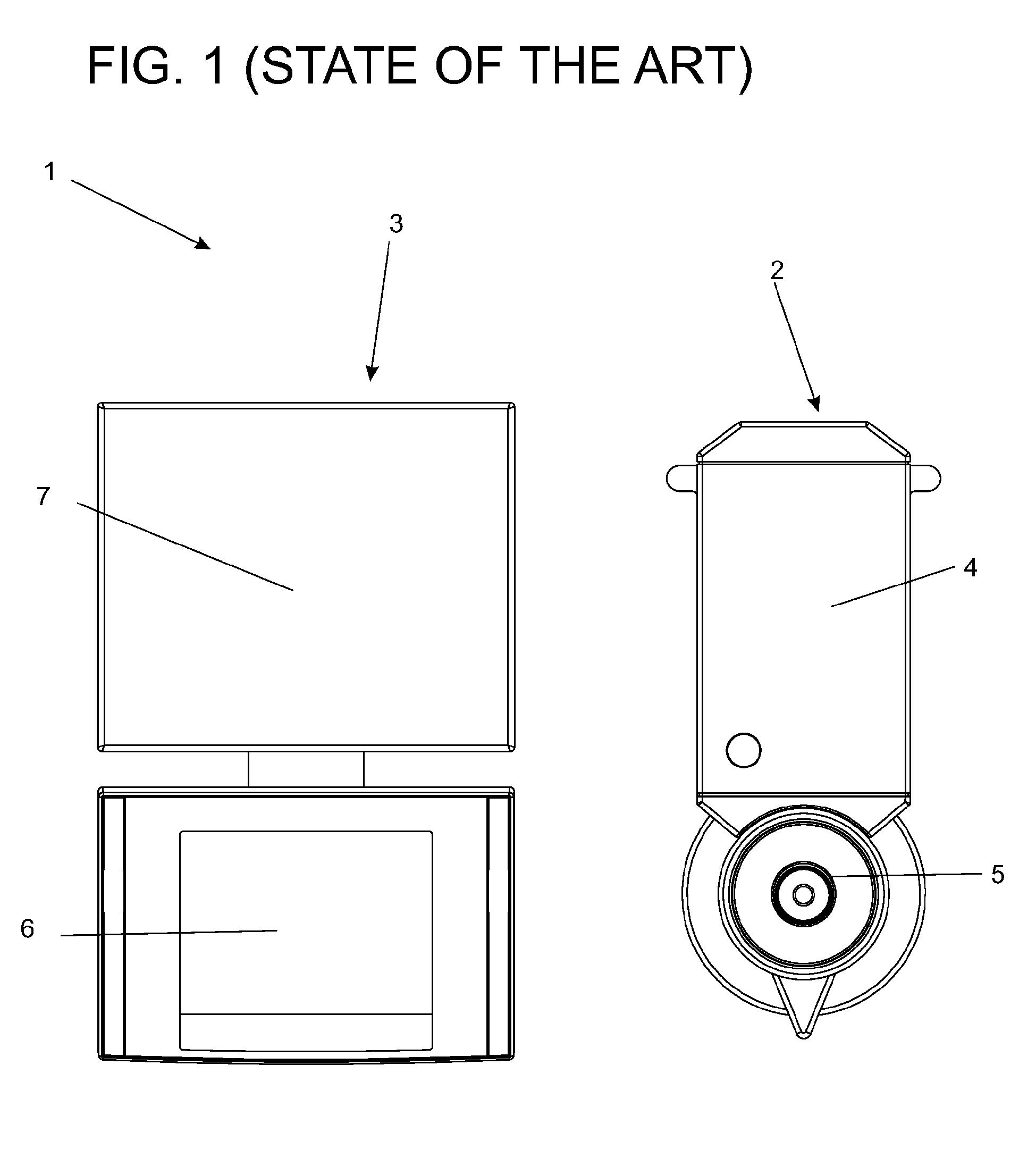 Elevator Shaft Drawing