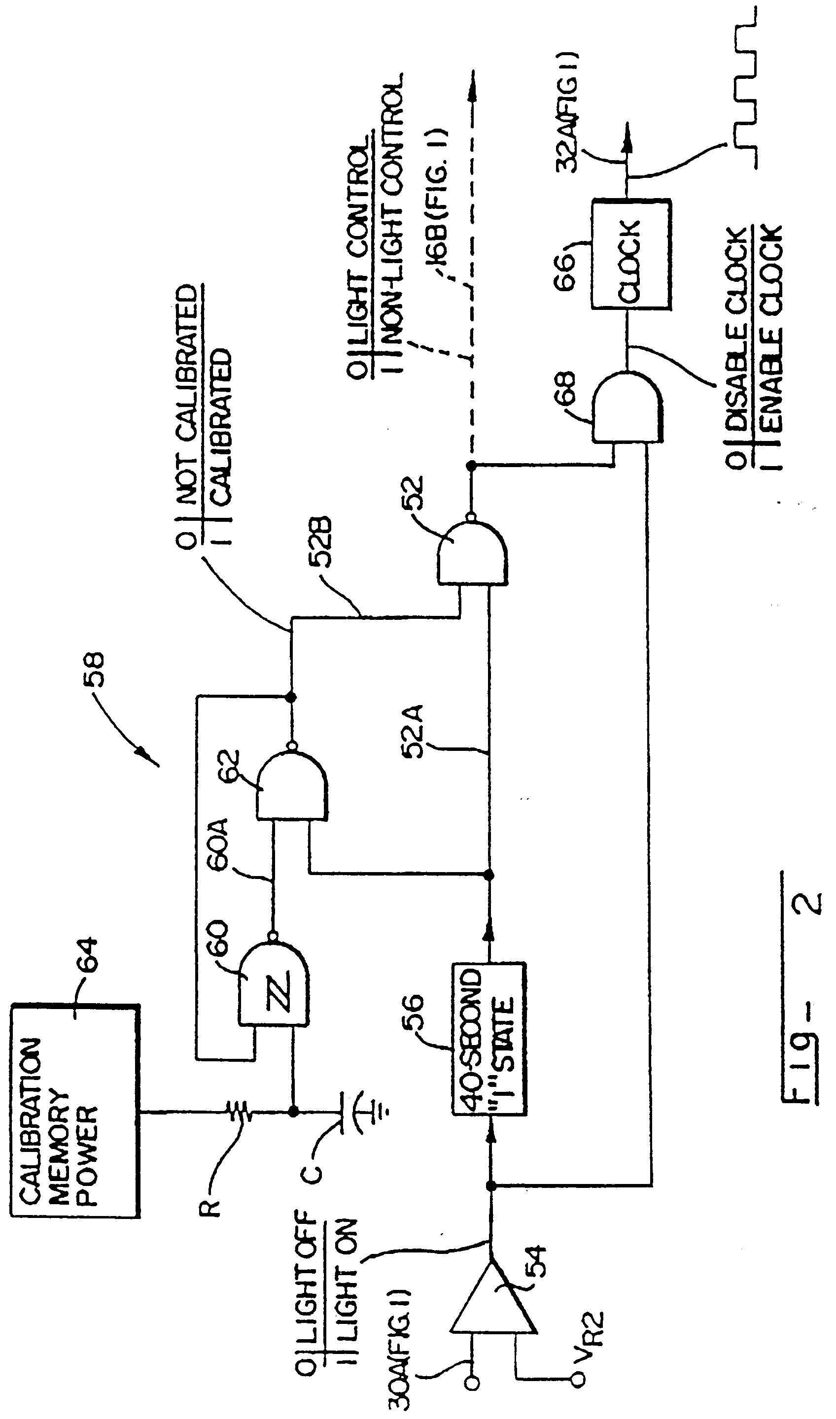 Gas Discharge Lamp Ballast Circuit With Automatically Calibrated Nand Gate Diagram Powersupplycircuit Drawing