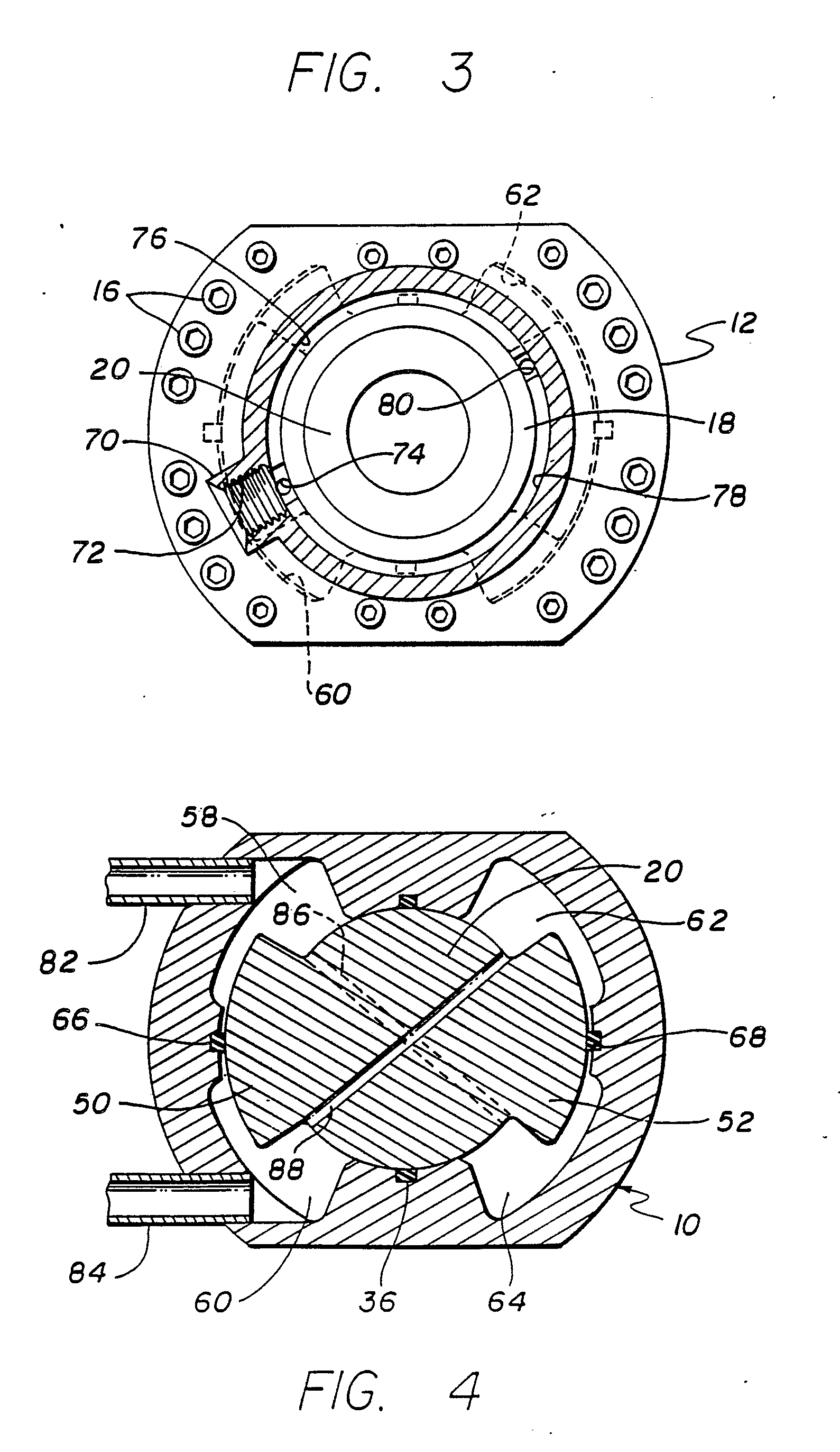 Rotary Vane Hydraulic Actuator Patent 0248986 Car Brakes Diagram Displaying 15 Images For Toolbar Drawing