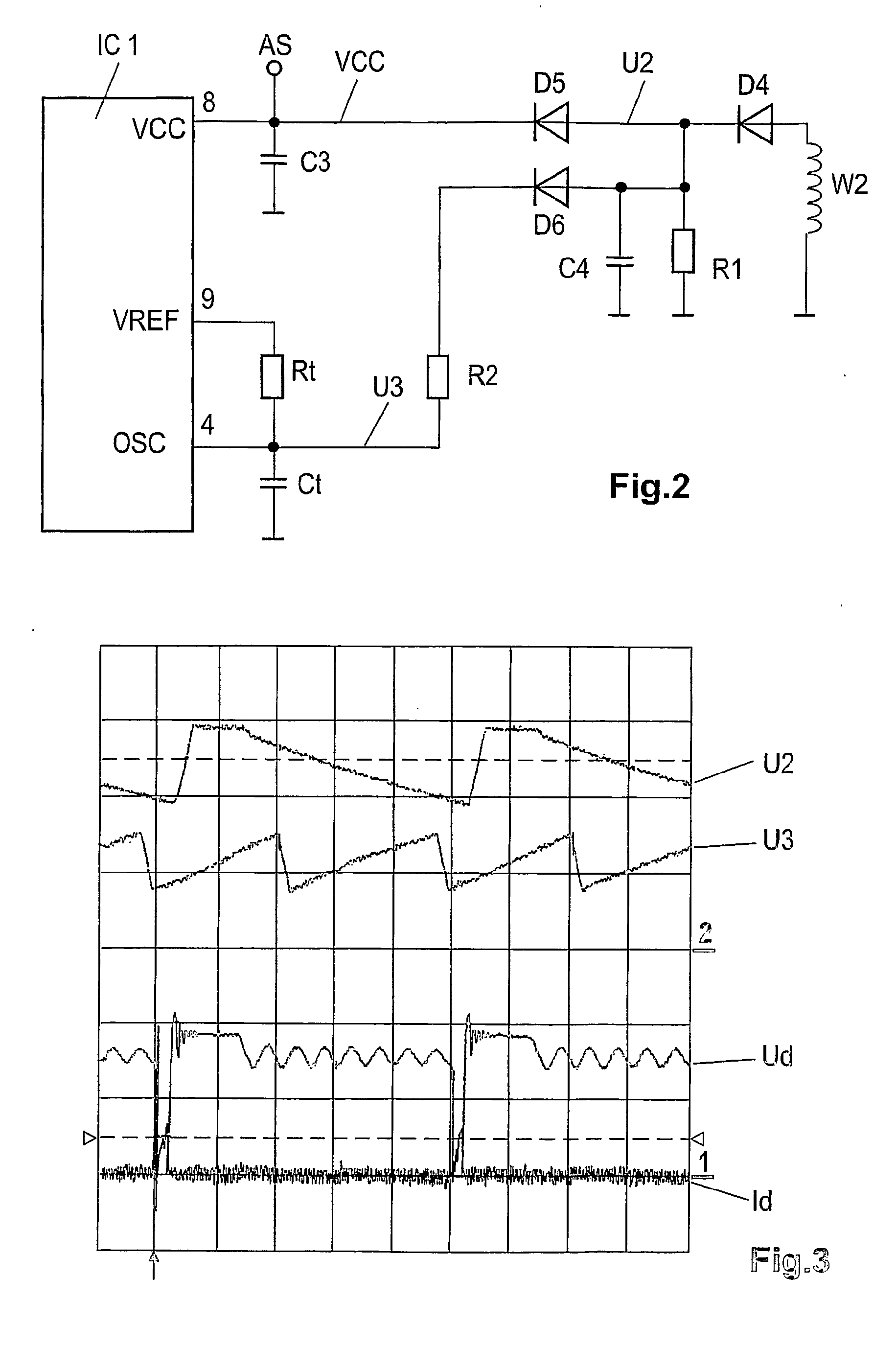 SWITCHED MODE POWER SUPPLY - Patent 1642381