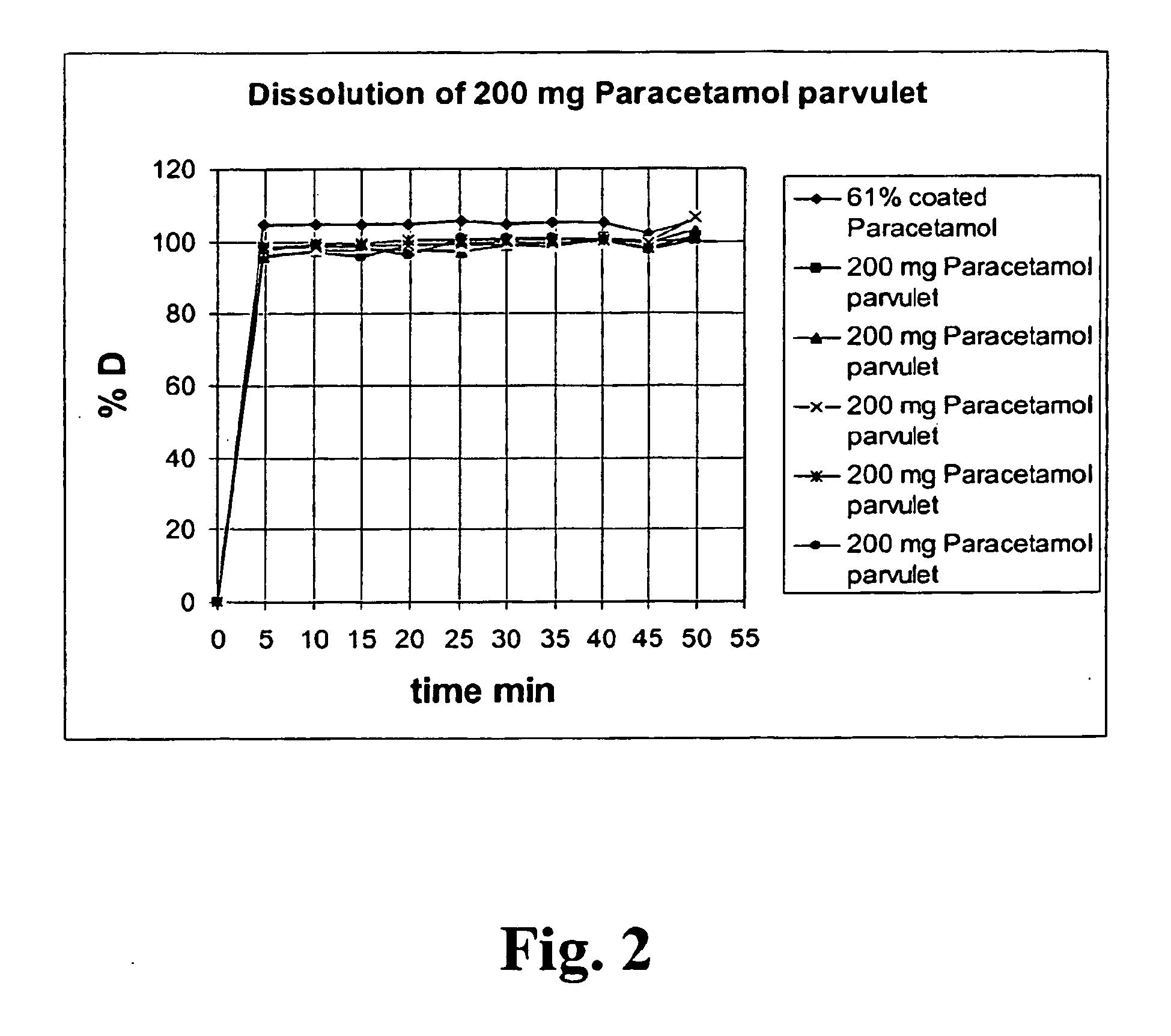 SWELLABLE DOSAGE FORM COMPRISING GELLAN GUM - Patent 1758557