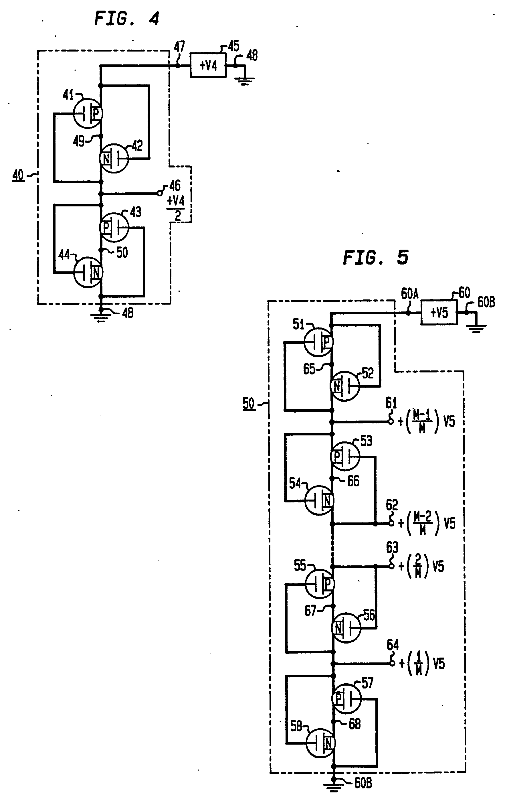 Voltage Divider Circuits Patent 0317222 The Potential Bias Drawing