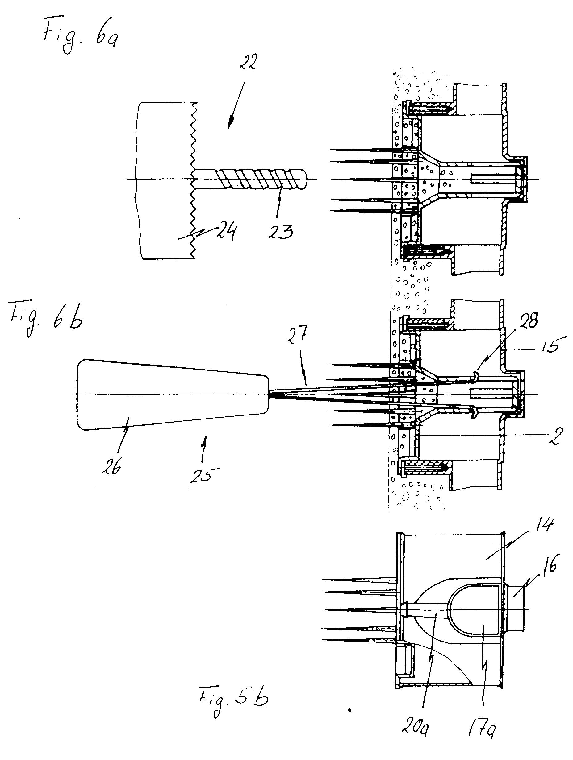 Super Unterputzdose mit Verschlussdeckel und Verfahren zur Installation VT41