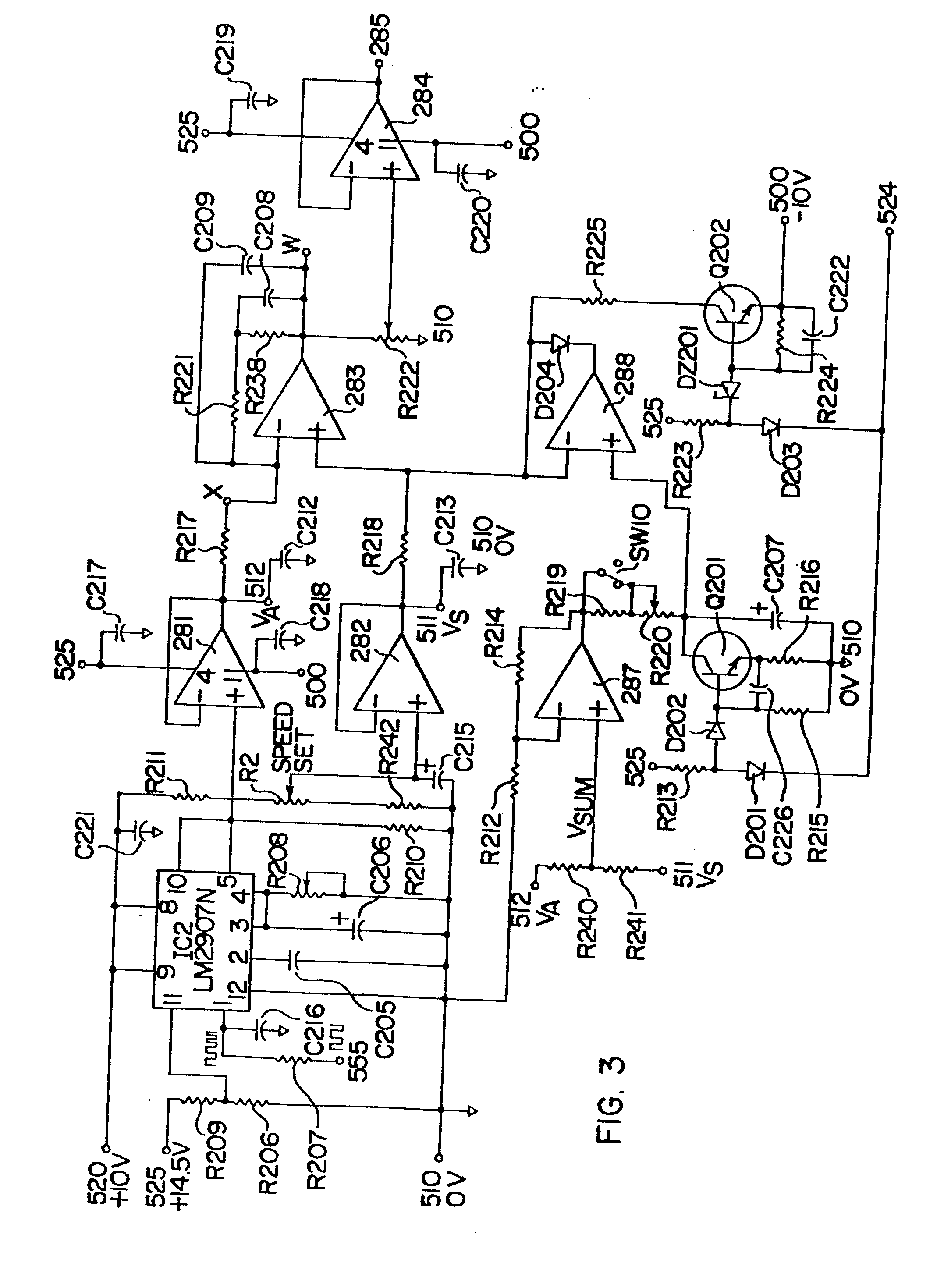 Automatic Presettable Welding System Patent 0008527 Wiring Variable Resistor