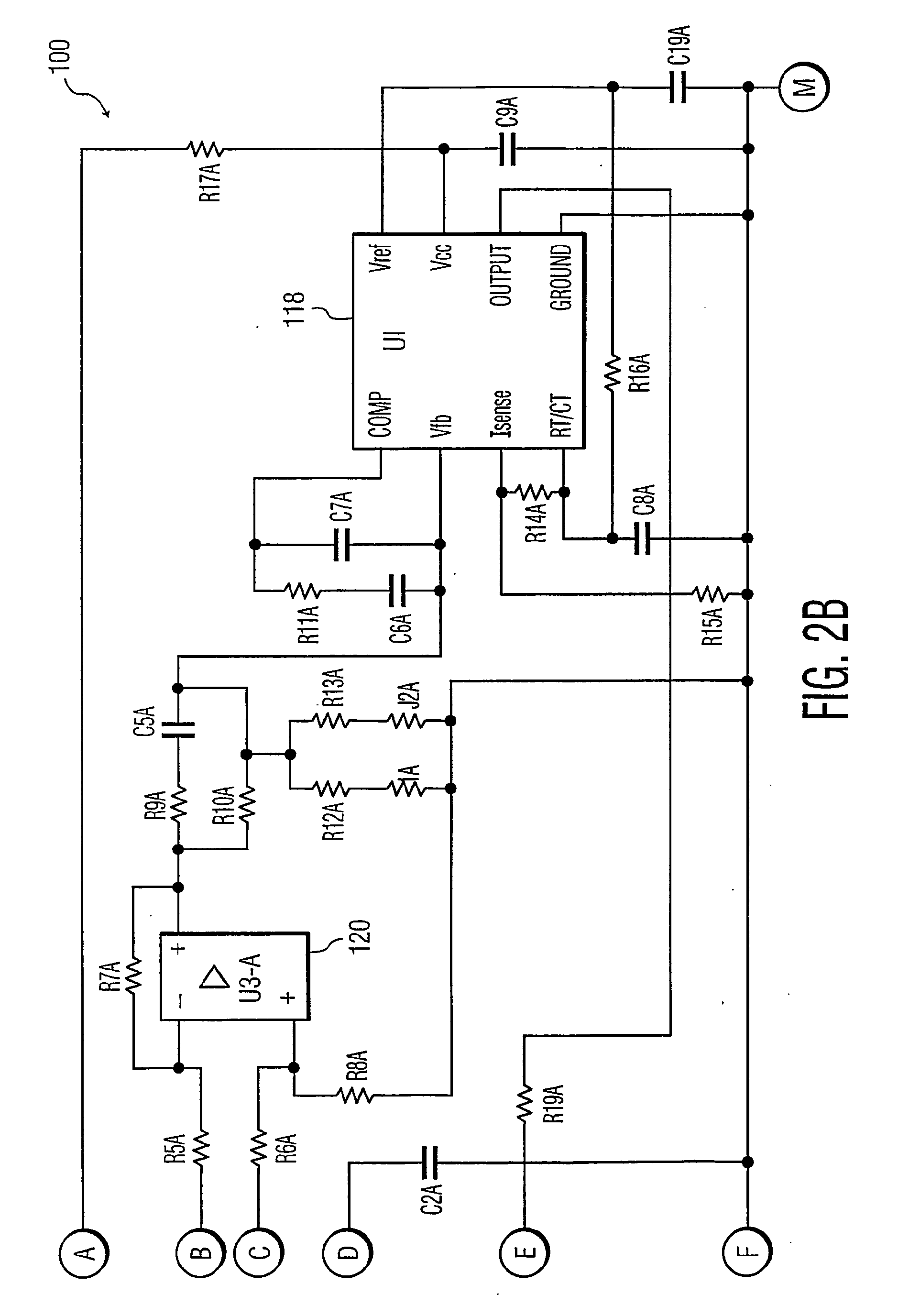 LED DRIVER CIRCUIT WITH PWM OUTPUT - Patent 1459599