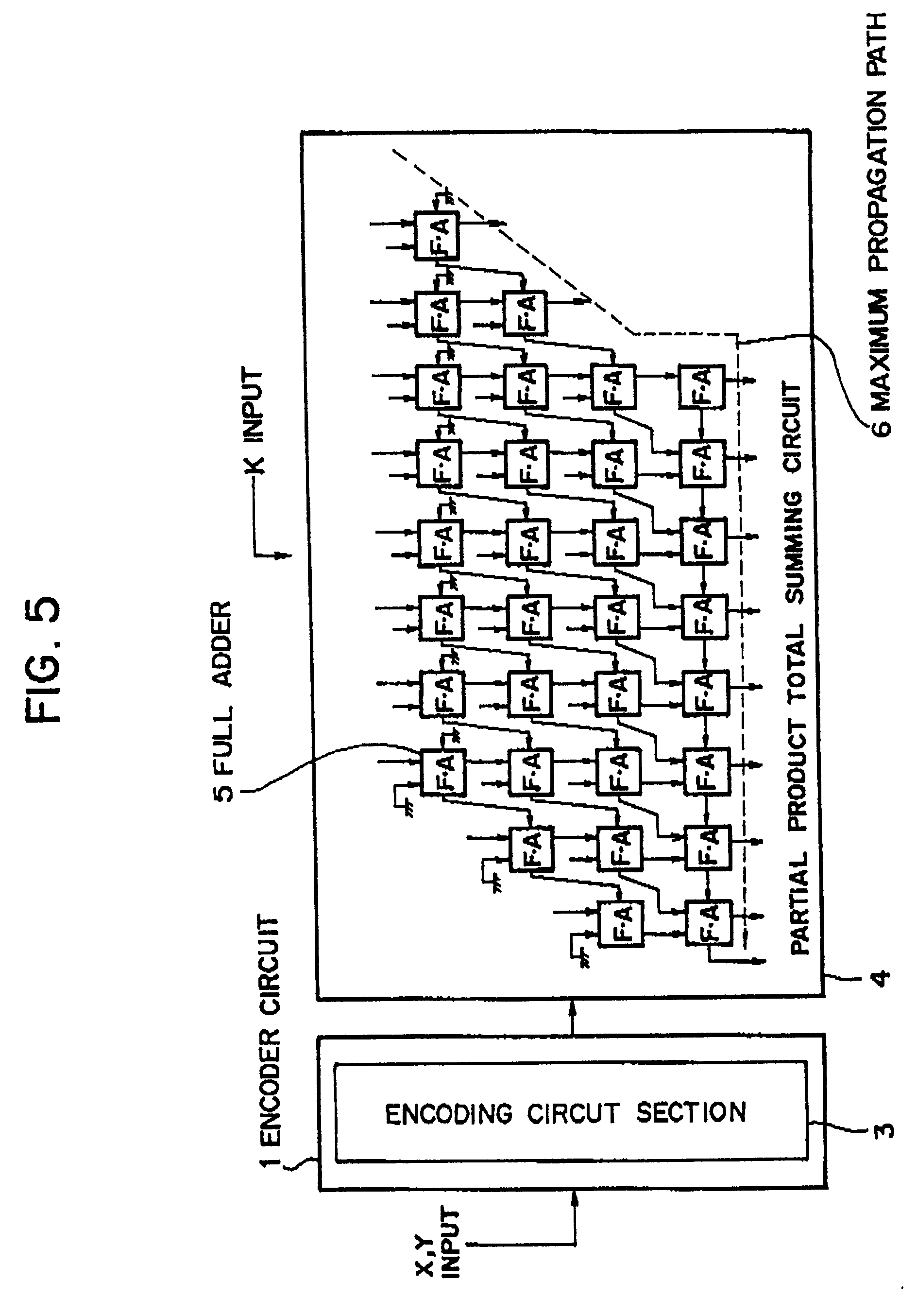 Adding Multiplier Patent 0561411 Circuit Diagram Of Full Adder Drawing