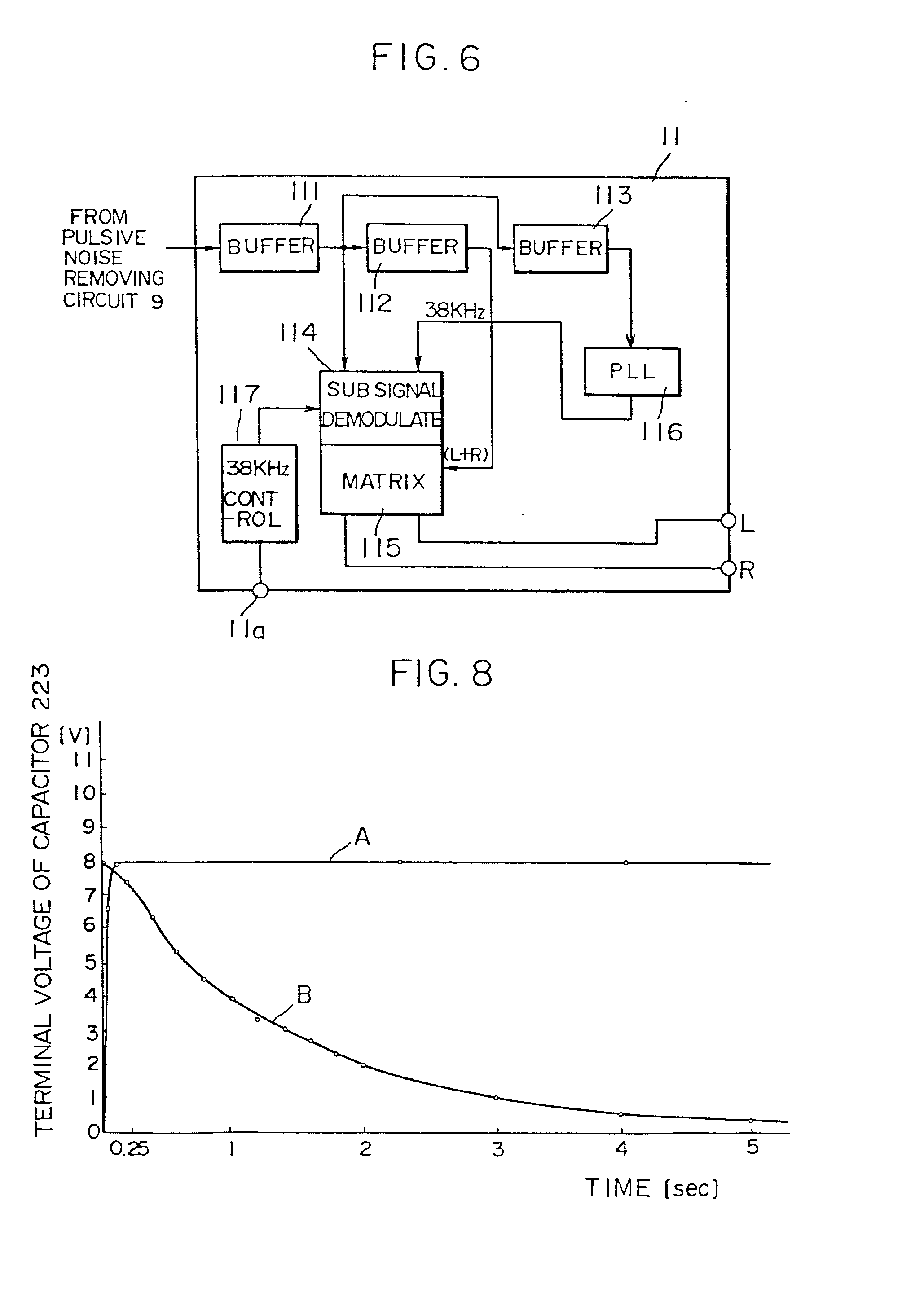 Distortion Reducing Circuit For An Fm Receiver Patent 0030874 Diagram Besides Radio Furthermore Drawing