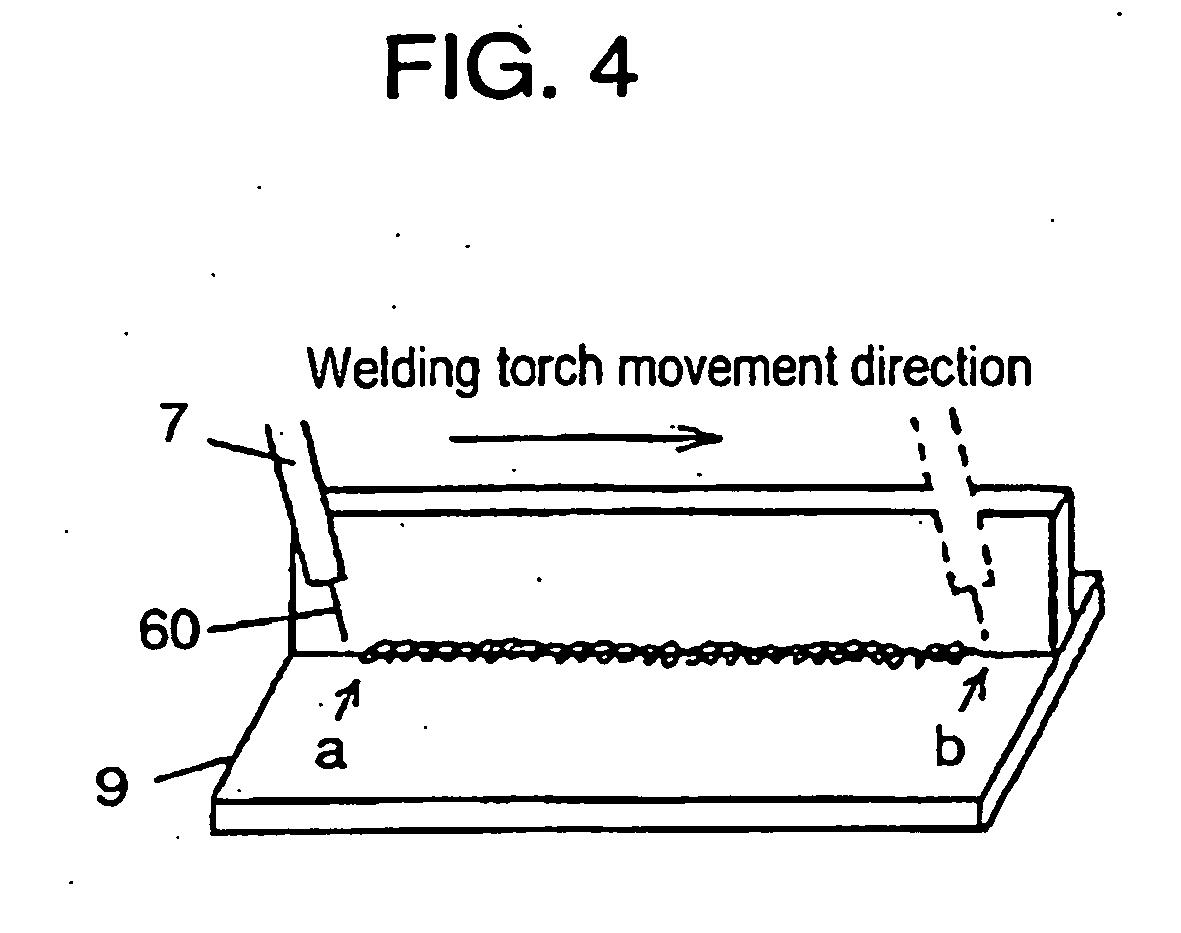 Arc Welder Patent 1430984 Diagram Of Welding Torch Drawing