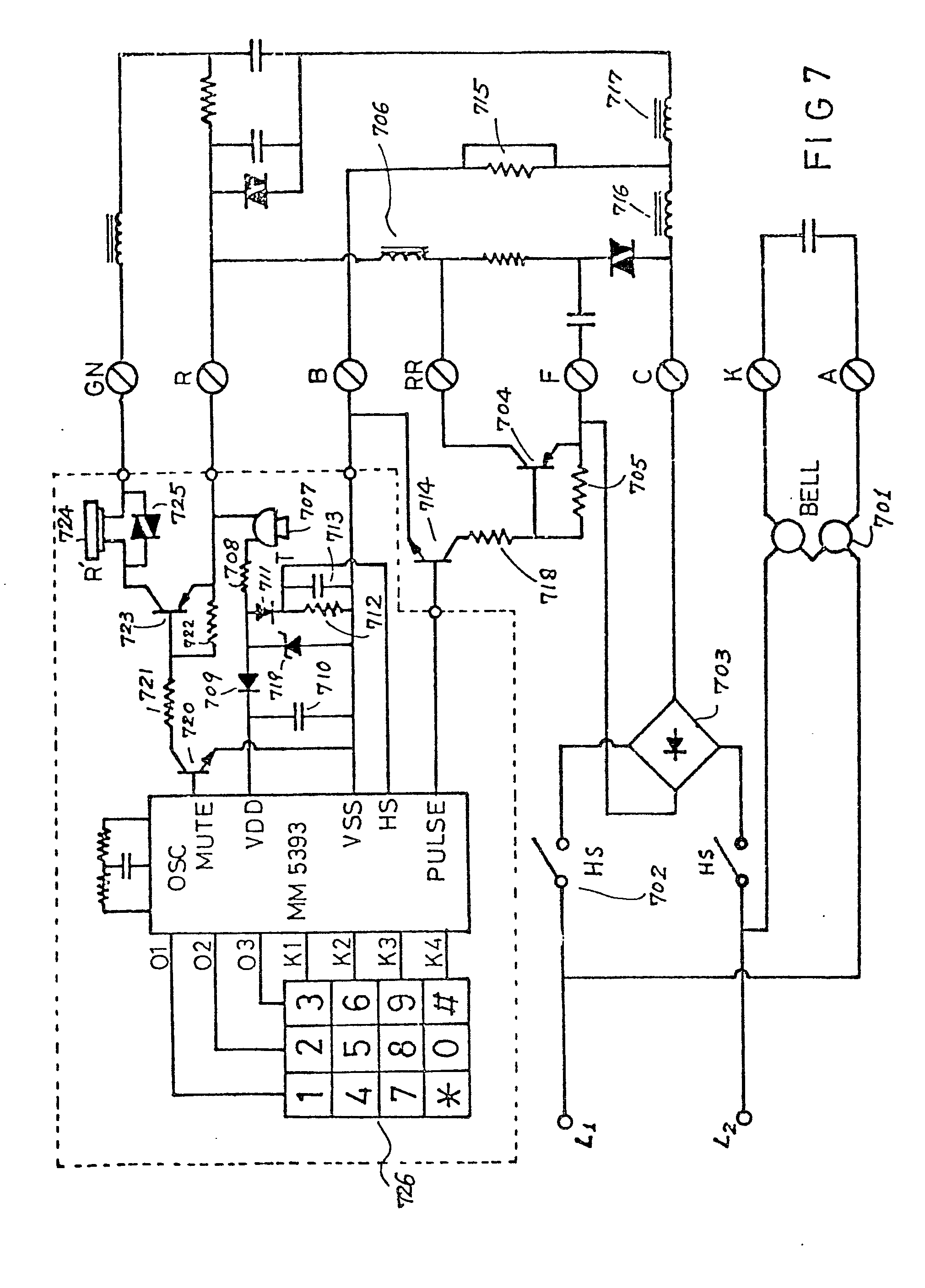 Interface Circuits For Touch Pulse Telephones Patent 0027302 Battery Charger Circuit Powersupplycircuit Diagram