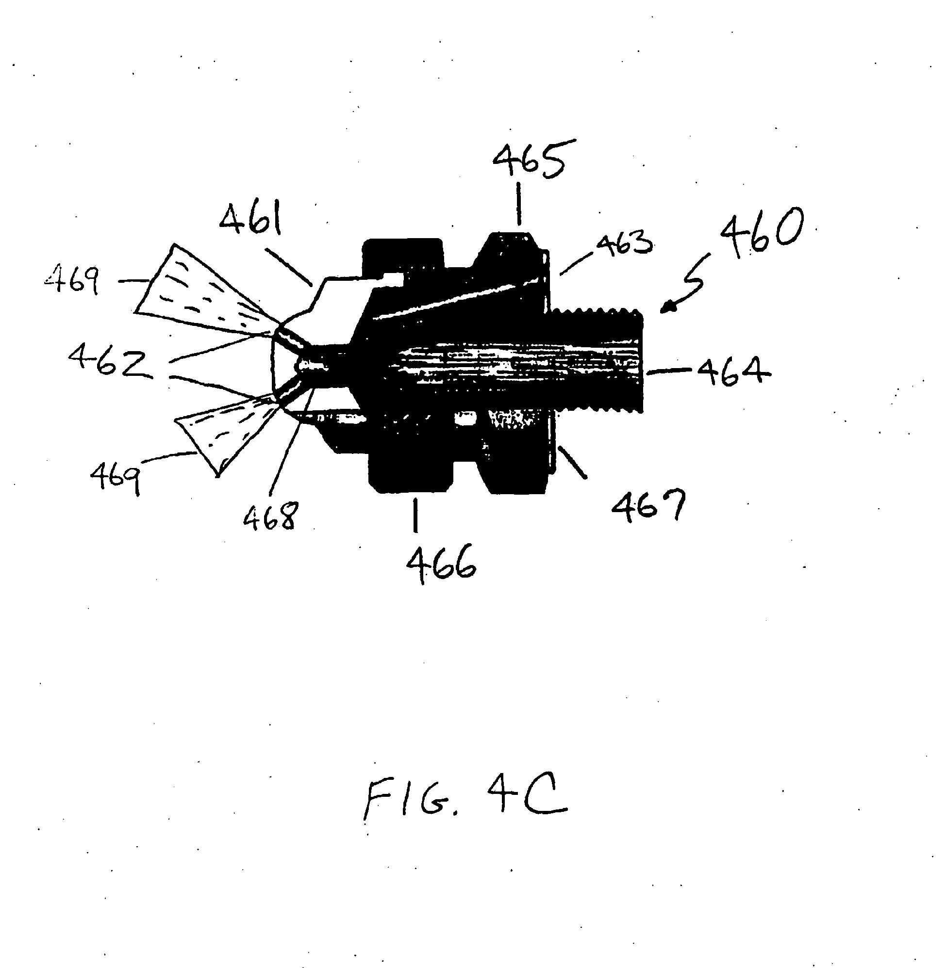 Piano Avec Four Gaz method for producing dry particles - patent 1485069