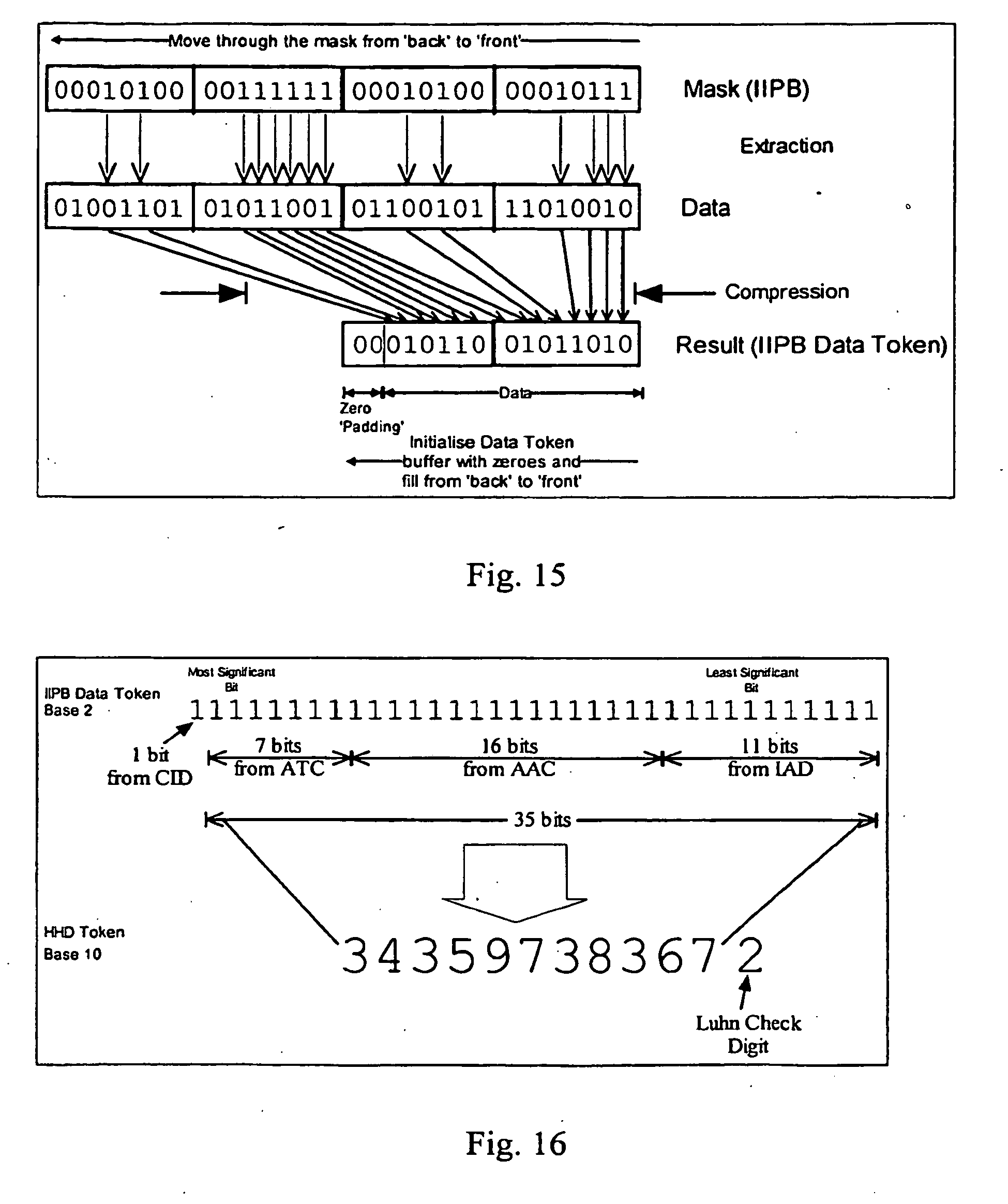Authentication arrangement and method for use with financial
