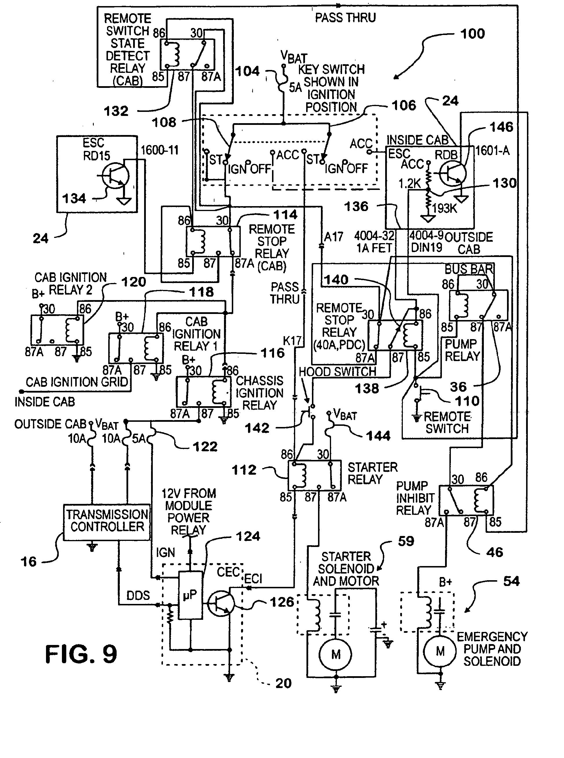 Schema Elektrischer Doppel Zundschalters