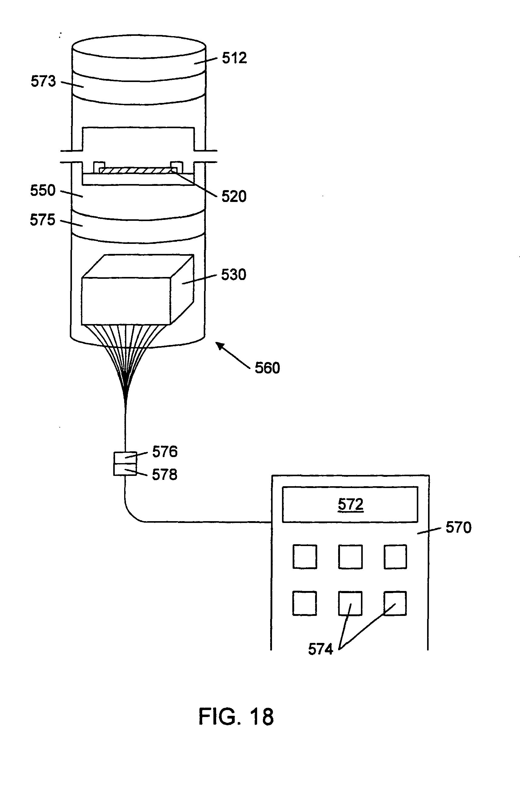 Method of sensing an analyte   Patent 40