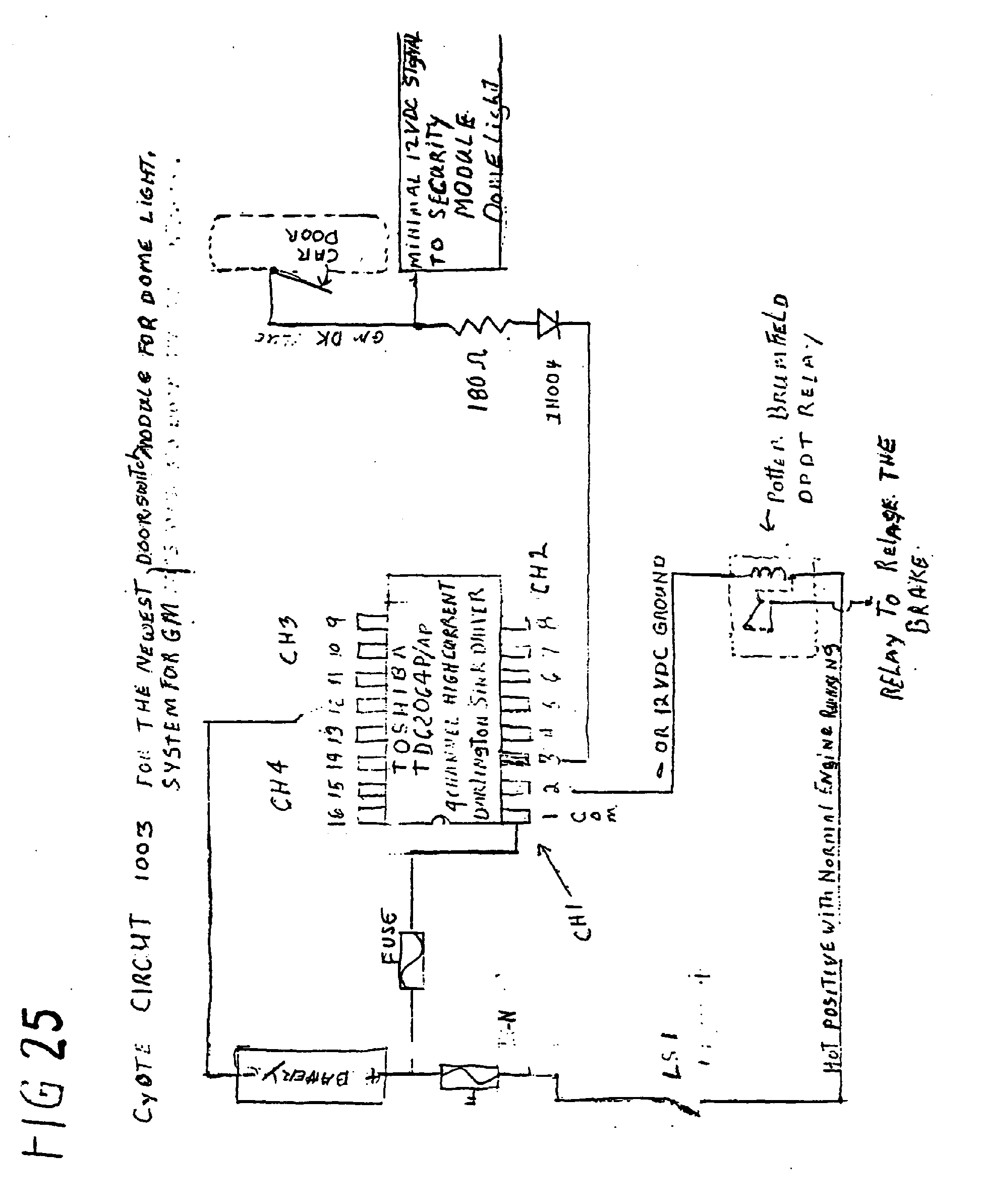 Automated Devices To Control Equipment And Machines With Remote Axe Grinder Electric Guitar Effect Circuit Diagram Accountability Worldwide Patent 1121245