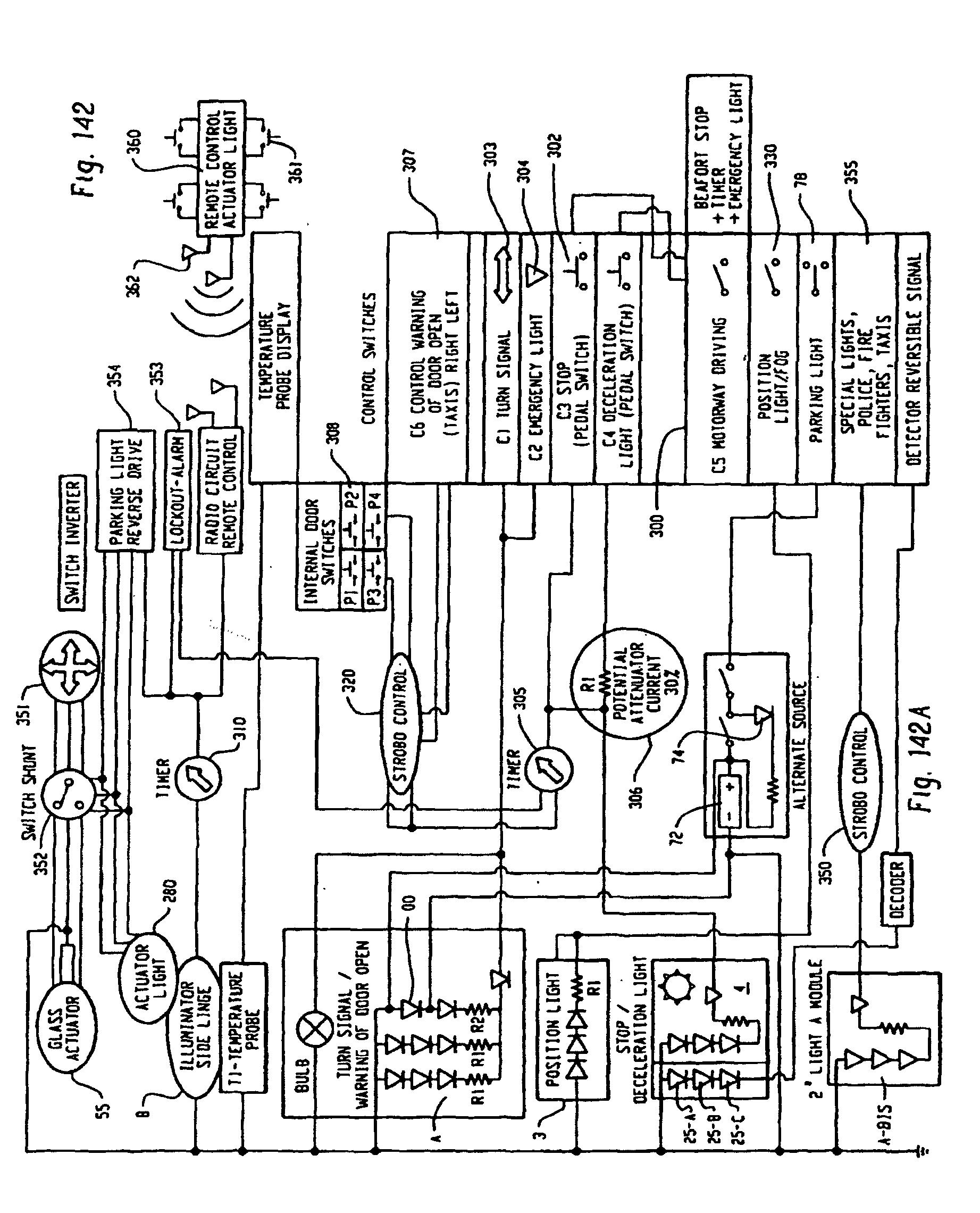 Schema Elektrische Mischschaltung